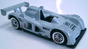 Cadillac LMP grey 2001 First Edition