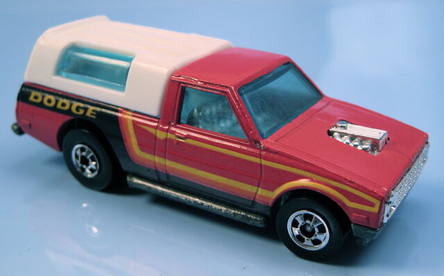 File:Dodge D-50 red, chrome int, blue tint glass, BW, Hi-Raker, MAL base.JPG