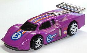 GT Racer Prpl