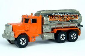 Peterbilt Tank Truck FE - 7609cf