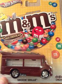 Pop culture 2013 m&ms Mars collection missing tampo