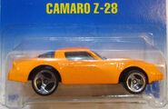 Neon Orange Camaro Z-28 449