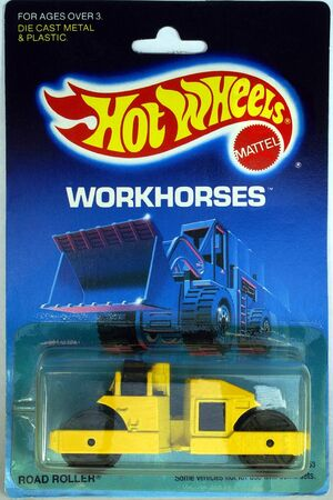Workhorses Packaging - 5636cf