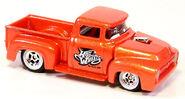 Custom '56 Ford Truck - 08UH Orange