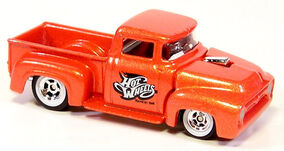 Custom '56 Ford Truck - 08UH Orange