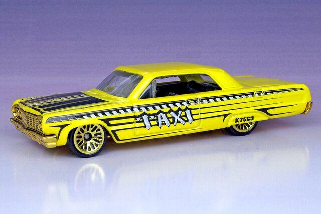 File:1964 Chevrolet Impala Taxi - 1284df.jpg