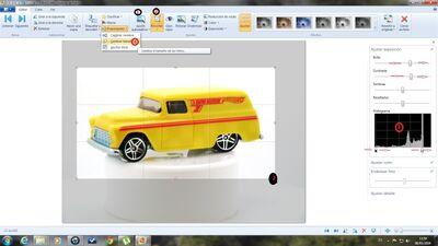 Editar fotos hw windows