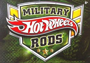 Military Rods Card