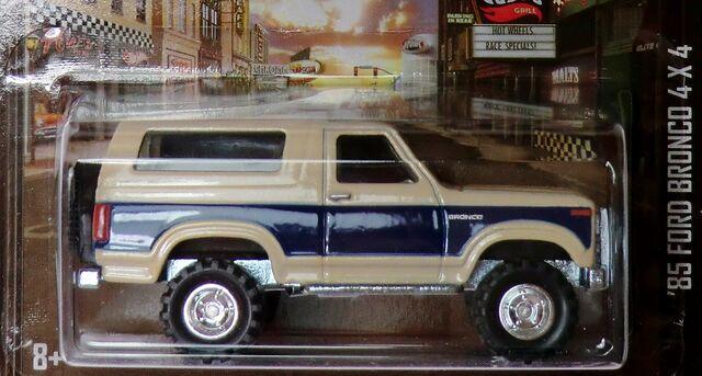 File:'85 Ford Bronco 4X4-2013.jpg