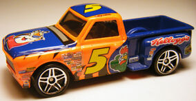 Custom '69 Chevy - 03 HW Racing Kelloggs