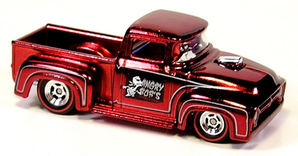 File:Custom 56 Ford Truck - Classics Red RRs.jpg