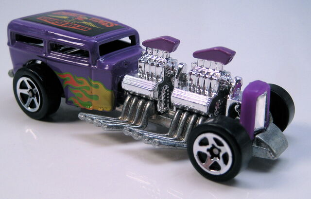 File:Way 2 fast early times LE, purple, 5sp, metal MAL base.JPG