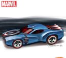 Captain America (character car)