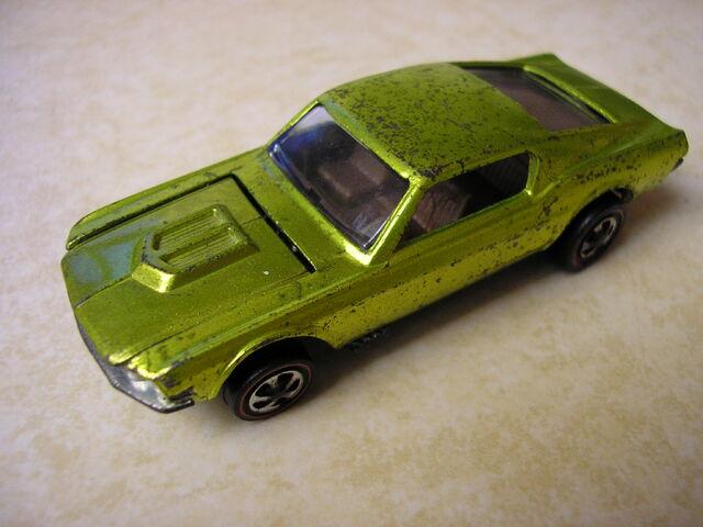 File:Custom Mustang Antifreeze.JPG
