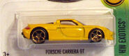 Porsche Carrera GT HW Exotics Yellow