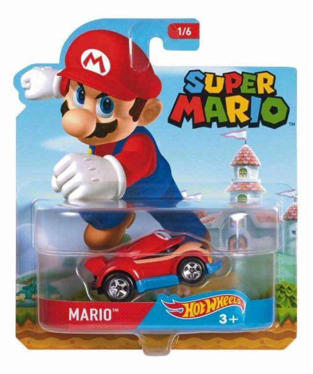 nintendo character cars hot wheels wiki fandom powered. Black Bedroom Furniture Sets. Home Design Ideas