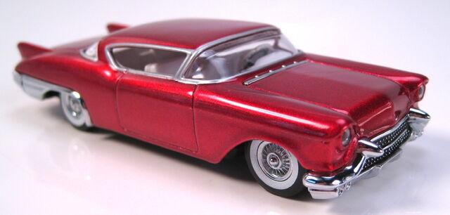 File:57 Cadillac Eldorado signature 57s legends set 1997.JPG