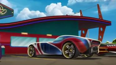Simon's car