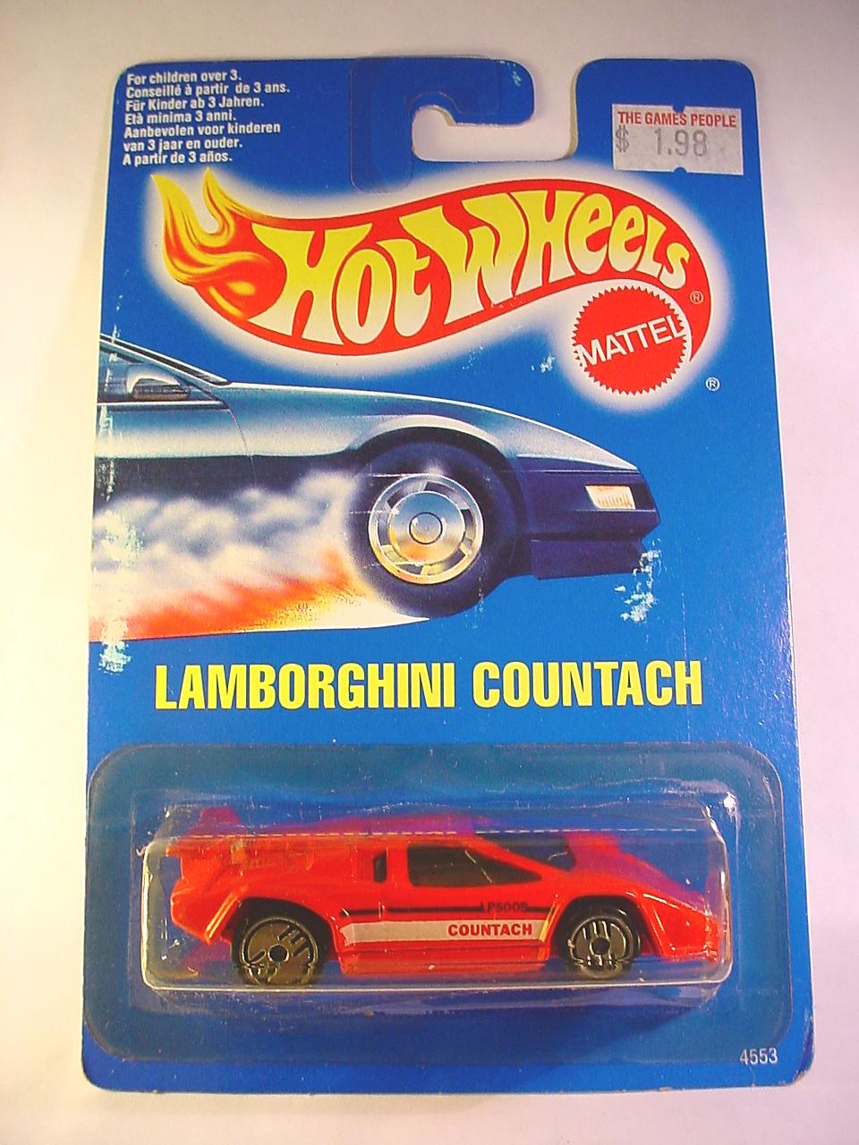 1993 lamborghini countach 4553 int hot wheels online variation guide wiki fandom powered by. Black Bedroom Furniture Sets. Home Design Ideas