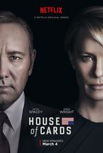 House of Cards Season 4 poster 2