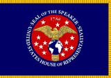 Flag of the Speaker of the United States House of Representatives