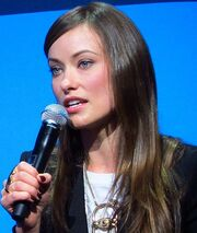 Olivia Wilde at CES, 2011 1 (cropped)