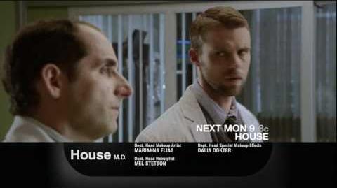 """House 8x06 - """"Parents"""" Promo (HD)"""