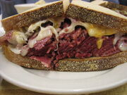 Katz's Deli - Lunch