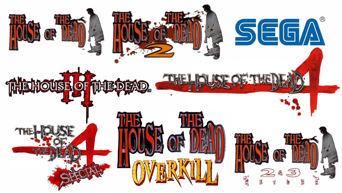 The House of the Dead Series