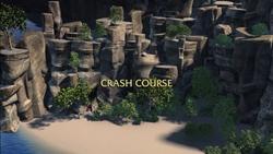 Crash Course title card