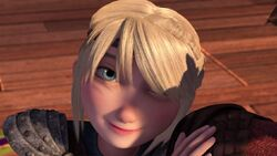 Astrid after saying but I still have you