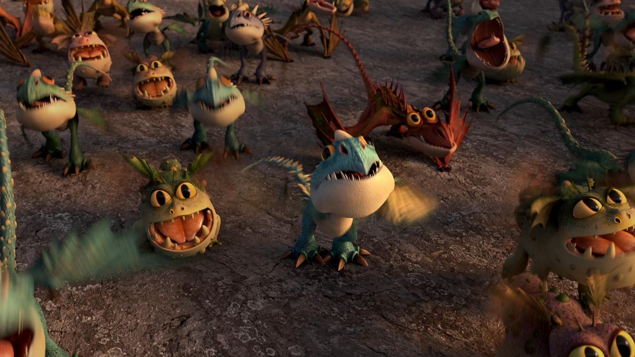 Image  Bigeyed Baby Dragons (1280x720)g  How To Train Your Dragon  Wiki  Fandom Powered By Wikia