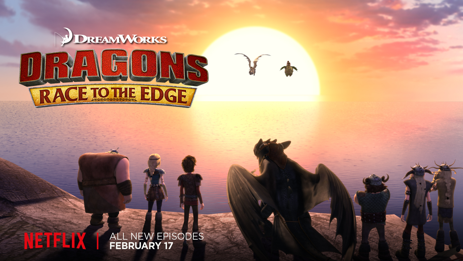 Dragons: Race To The Edge, Season 4  How To Train Your Dragon Wiki   Fandom Powered By Wikia