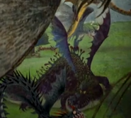Unidentified Dragon Two(Book of Dragons Short)