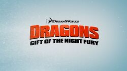 Gift of the Night Fury title card