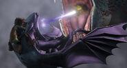 Dragon firetype toothless
