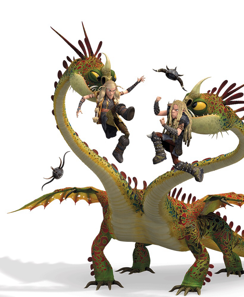 Barf And Belch  How To Train Your Dragon Wiki  Fandom Powered By Wikia