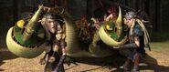 HTTYD2; Barf And Belch