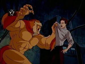 Sasquash vs Bruce