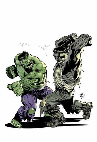 File:Grey hulk vs hulk.jpg