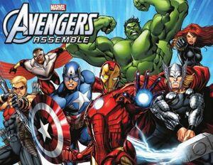Avengers Assemble Announcement
