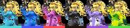 Zero Suit Samus Palette (SSBB)