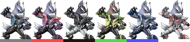File:Wolf Palette (SSBB).png