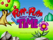 Putt-Putt Travels Through Time PC-title