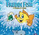 Freddi Fish: A Whale of a Tale!