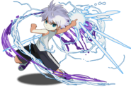 Killua - HUNTER×HUNTER Monster Series Collaboration (2)