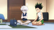 Gon and Killua - Ep 37