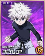 Killua card 45