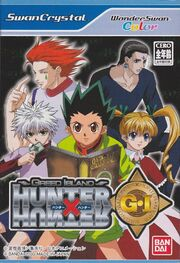 Hunter X Hunter Greed Island