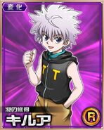Killua card 51
